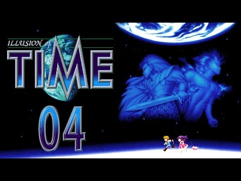 ILLUSION OF TIME [HD] #04 - Flucht aus dem Schloss ★ Retro Let's Play [SNES]
