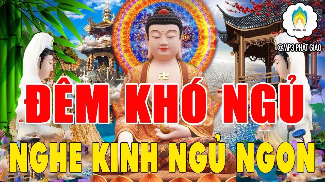 Đêm Khó Ngủ Nghe Kinh Sám Hối Cầu An May Mắn Ngủ Ngon Binh An Cả Tháng Gặp Hên - Tụng Kinh Phật