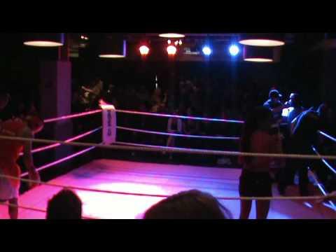 Robbin verses TJ - Boxfit Gym Sparring Event 21-05...