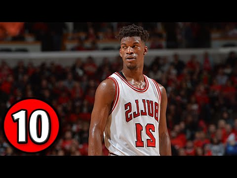 Jimmy Butler Top 10 Plays Of Career