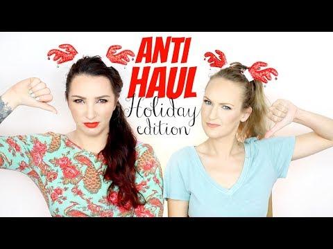 ANTI HAUL - Holiday edition