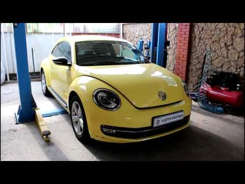 Ошибка P0236 поломка одна намиллион на Volkswagen Beetle 1,4 Фольксваген Битл 2014 года