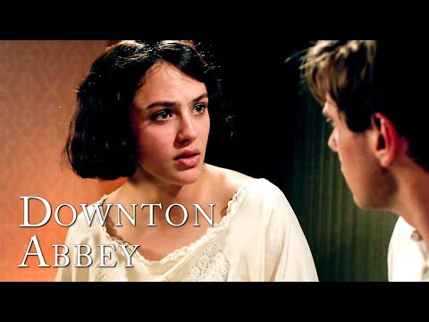 Tom Disappoints Sybil | Downton Abbey