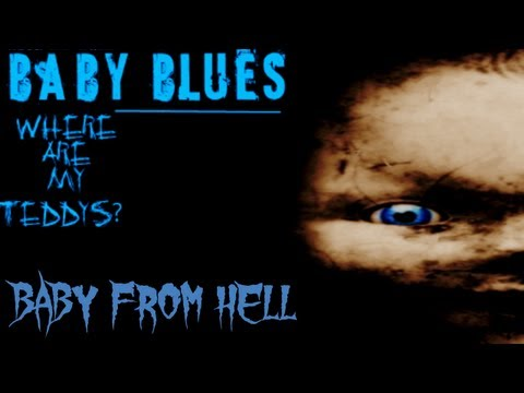 Baby Blues - Toddler Horror Game