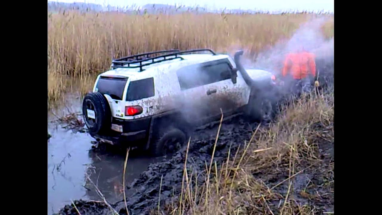 Toyota FJ Cruiser OffRoad 4x4  YouTube