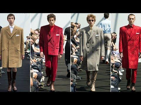 Europe Luxury Man Designed Fashion