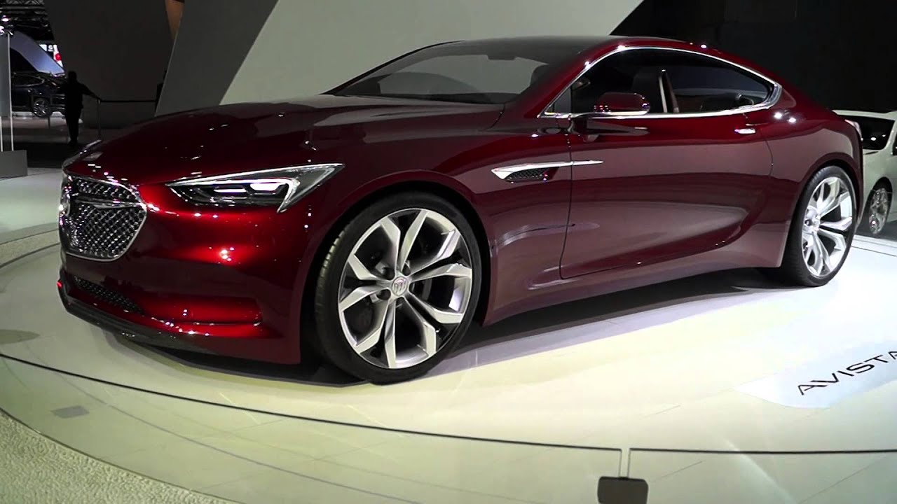 Buick new concept car
