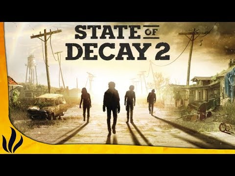 ON DÉMARRE L'AVENTURE EN COOPÉRATION ! (State of Decay 2 #1)