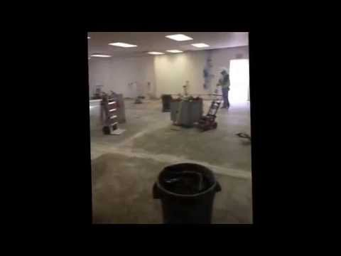 Commercial Water Damage Restoration in Milpitas, Ca