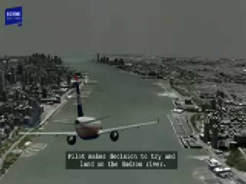 Flight 1549 Landing In The Hudson