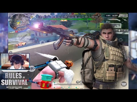 Support PrivatePlork /Rules Of Survival/-Ep.174/PrivatePlork