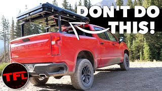 Doing This to Your Truck Will Cost You Money & Kill Your Fuel Economy!