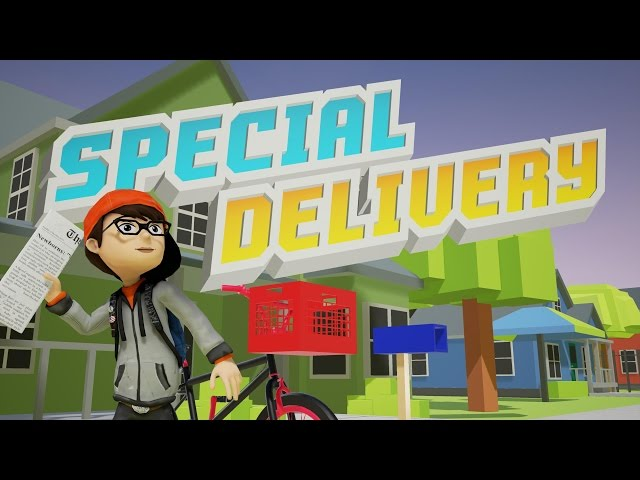 Special Delivery Is Arcade Style VR Inspired By Paperboy and