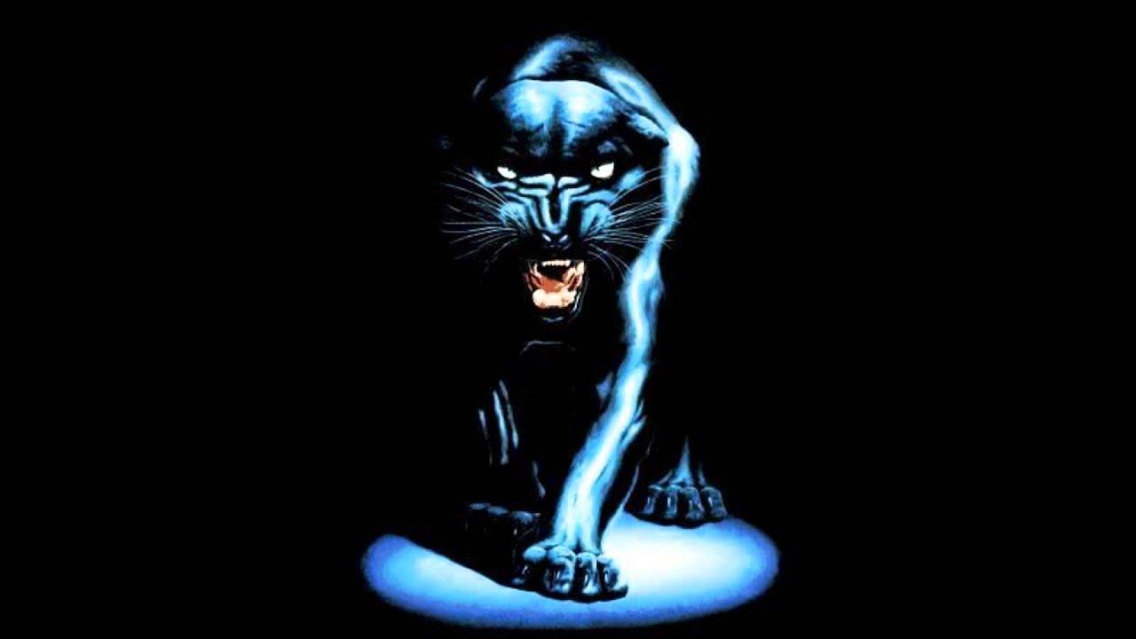 Black Panther Animal Wallpaper Exu Pantera Preta Sarav 193 Con Letra Youtube