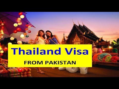 THAILAND : Visit Visa - Air Ticket - Hotel