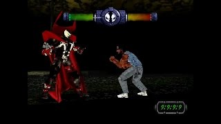 Spawn: The Eternal ... (PS1)