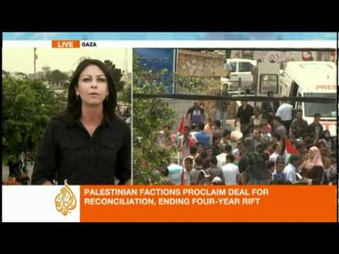 Palestinian factions proclaim reconciliation deal
