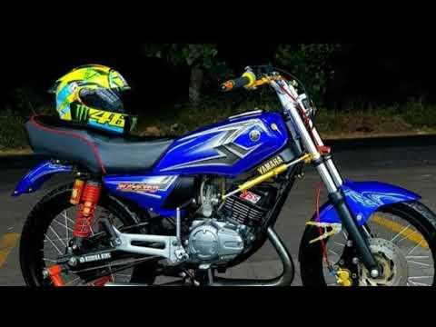 Yamaha Rx King Modifikasi Minimalis Terbaik Indonesia Youtube