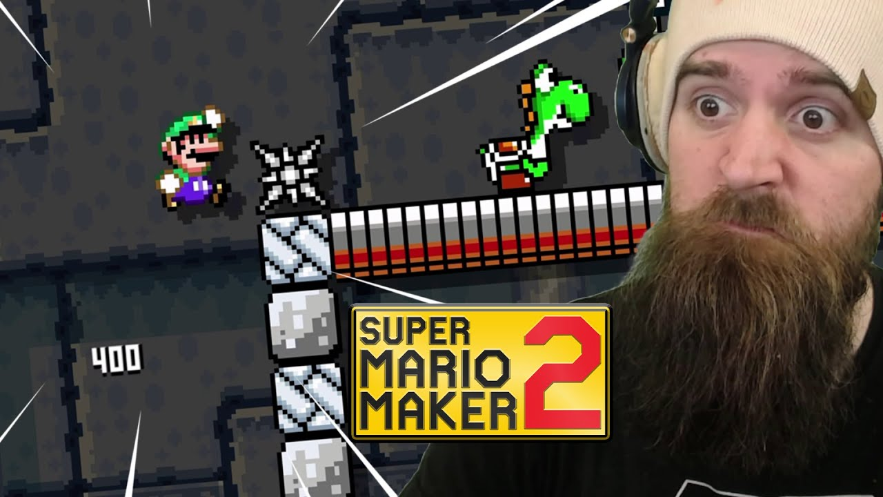 This Wild Run is COMING BACK FROM THE DEAD. [SUPER MARIO MAKER 2] [ENDLESS #86]