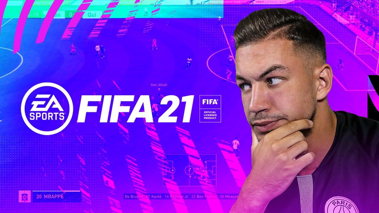 MES 1ERS MATCHS SUR FIFA 21 ! AVIS & DÉCOUVERTE DE FUT !