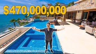 MANSIÓN DE $470,000,000 en Los Cabos, México