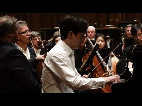Staatskapelle Dresden Interview with Yundi Li