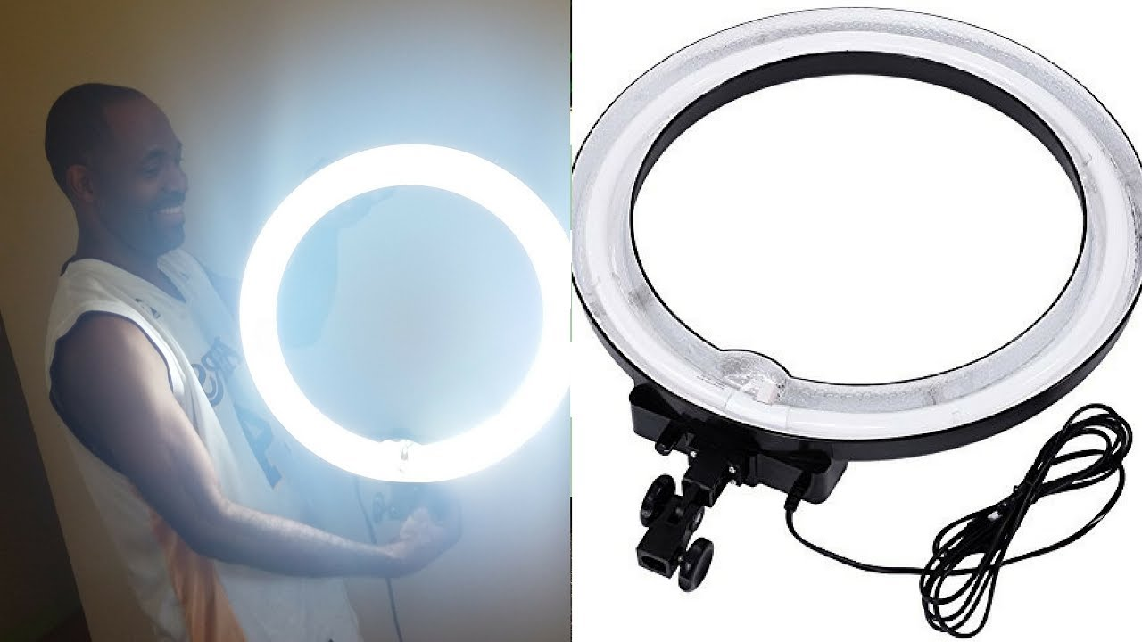 How To Install A Neewer Ring Light Bulb