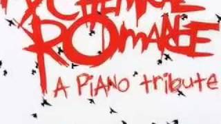 My Chemical Romance Piano Tribute - Dead!