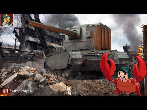 World of Tanks - FV4004 Conway | Берём БаБаХу за 2 стрима thumbnail