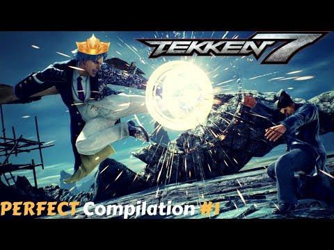 Tekken 7: PERFECT Compilation #1