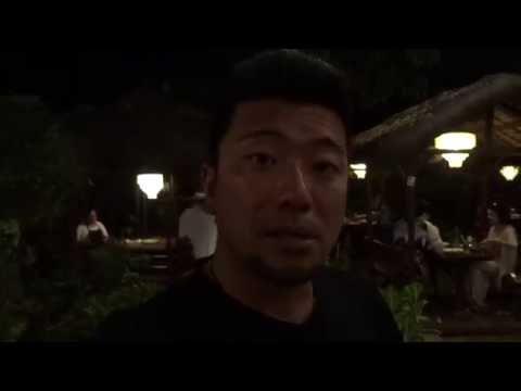 アキーラ&珍太郎お薦め①フィリピン・セブ・マクタン島・マリバゴグリルフィリピン料理Maribago Grill & Restaurant,Mactan island,Cebu,Philippines