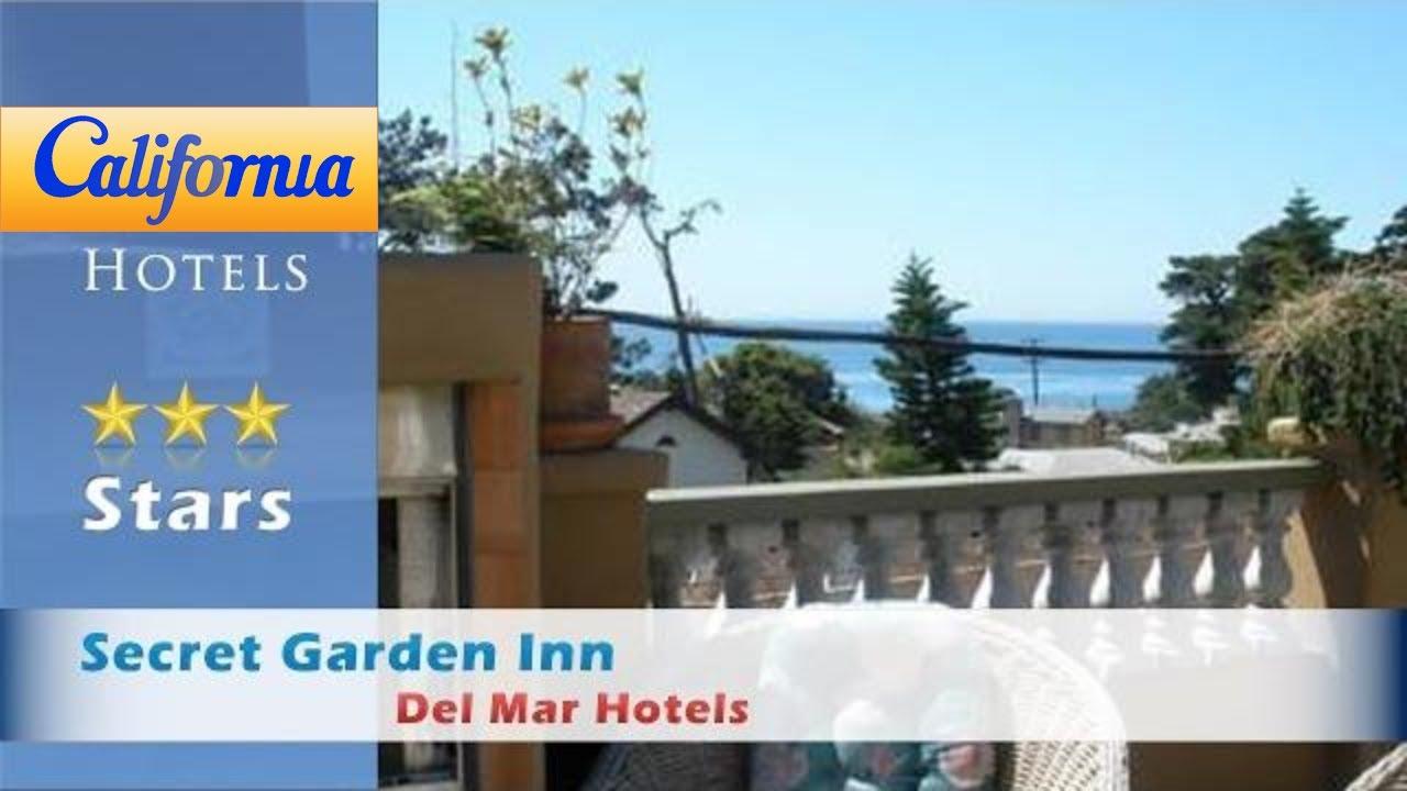 Good Secret Garden Inn, Del Mar Hotels   California