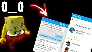 SPONGE BOB 0_0 AND HACKER GREG, WATCH OUT! INFORMATION ON MARCH 24TH ROBLOX!