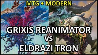 modern grixis reanimator vs eldrazi tron 061717 lm1