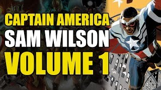 The False Captain America (ANAD Captain America Sam Wilson Vol 1: Not My Captain)