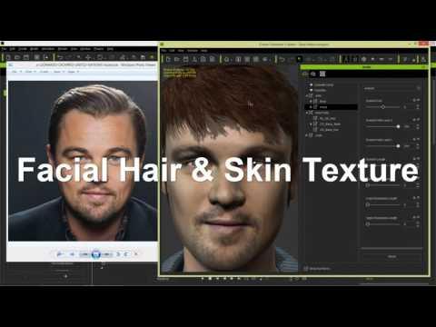 CrazyTalk 8 – 3D Kopf in andere 3D Programme exportieren & bearbeiten