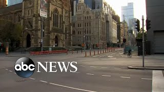 Australia on lockdown amid 2nd wave of COVID-19 l GMA