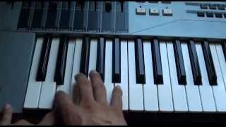 How to play Head like a Hole - Nine Inch Nails - Piano Tutorial