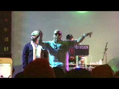 Eric Bellinger Live at SOBs in NYC