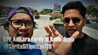 KTP Adikara Fardy di Radio Jogja