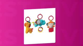 Best 5 Baby Stroller Toys 2019