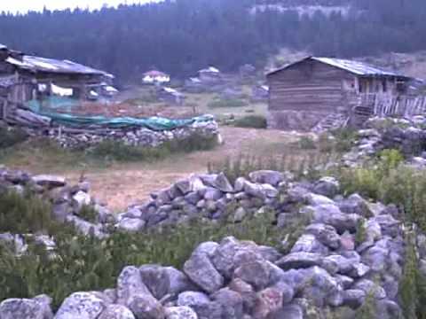 çamlıdere dörtkonak köyü yaylası