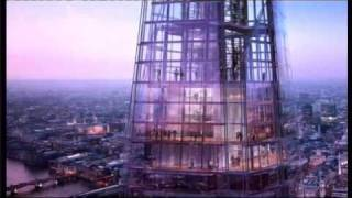London Bridge Shard--britain's Tallest Building