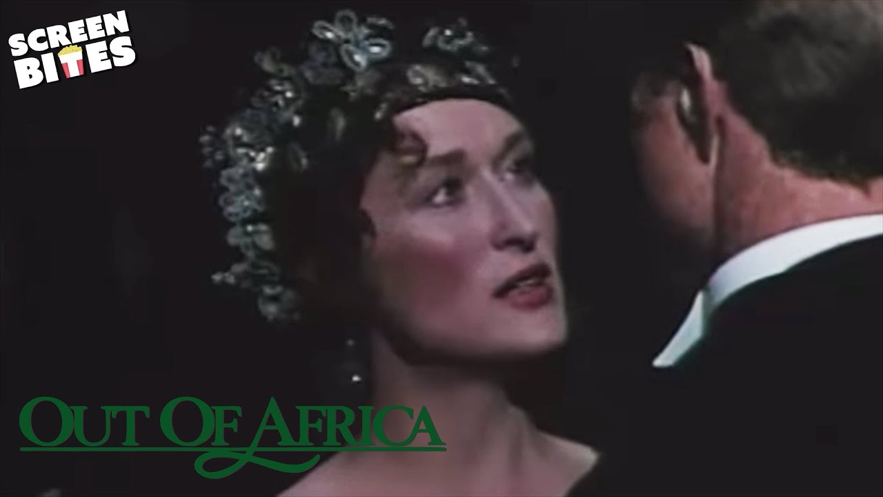 official trailer (universal pictures) out of africa scenescreen Migration Out of Africa
