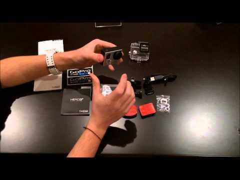 GoPro Hero 3 Silver Plus -Kutu Açılımı ve Mount İncelemeleri-