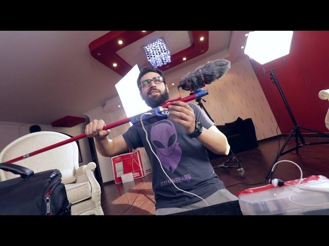 كواليس فيديو الصحبة - Making of Sohba