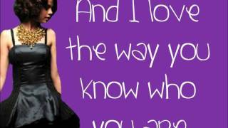 Selena Gomez - Naturally [ Lyrics ]