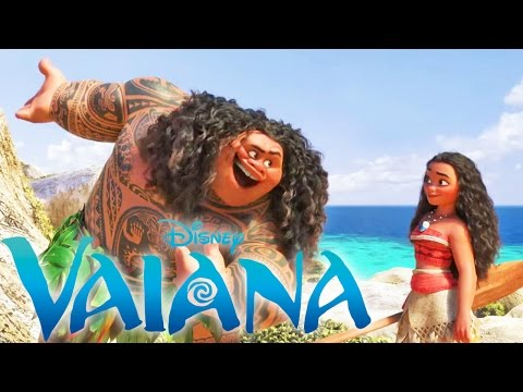 VAIANA Musikvideo: Voll Gerne von Andreas Bourani | Disney HD