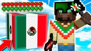 ¡NUEVOS LUCKY BLOCKS de MEXICO LEGENDARIOS! 😱🌮 LUCKY BLOCKS MINECRAFT MOD