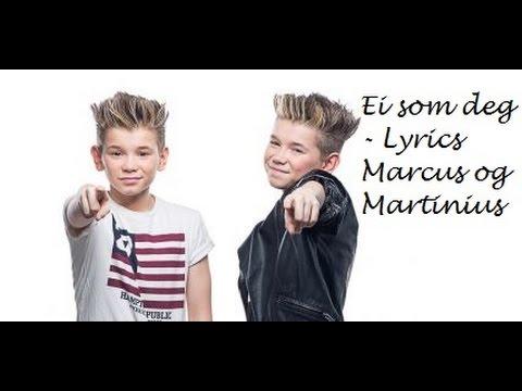 Marcus og martinus gitargrep